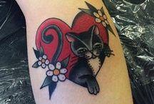 Tattoo Ideas/Body modification