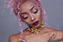 makeup / art