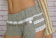 """Women's boho shorts