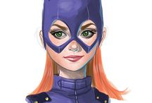 batgirl: barbara gordon