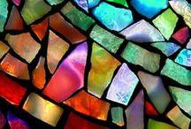 Taidelasi / Glass Art