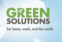 "All things Green! / We're looking for ways to help you save energy and money while also being environmentally-conscious. We've got ""all things green"" in mind. / by Dominion Virginia Power"