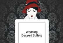 Wedding Dessert Buffets