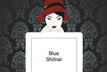 Blue Florist