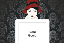 Clare Gould - English Wedding