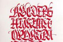 Type: Calligraphy