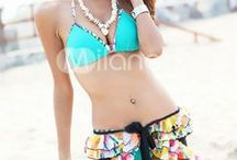 Beach Wear / Swimsuit and swim shorts for men and women