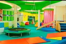 Gross Motor Rooms / Our favourite Gross Motor and Soft Play Rooms we have come across. Inspiration for Play and Movement