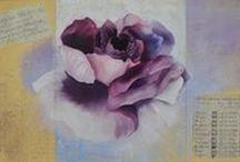 Schilderijen van Ingrid /  Hier enkele van mijn schilderijen. Zie www.artistique-webshop.nl voor meer werk.