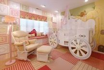 Nursery Ideas / Some amazing and practical nursery ideas for your little one