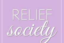 LDS- RELIEF SOCIETY / LDS Relief Society Group Board. This board is a group board for all things Relief Society. If you would like to join this board 1) Follow me on Pinterest (Megan***ONE WILLIS FAMILY) 2) 2) Follow this board 3) Email me at onewillisfamily@gmail.com.  Please only post attractive LDS pins relating to relief society. Don't add other pinners.
