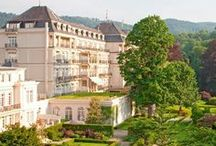 Brenners Park-Hotel & Spa / In a valley of the captivating Black Forest lies the bucolic Baden-Baden, where Brenners Park-Hotel & Spa holds the highest and storied reputation for peerless spa treatments and healthcare. This haven of nature soars to exceptional levels concerning the luxury of supreme relaxation and wellbeing.