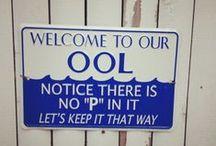 Swim LOL / Clever swimming humor