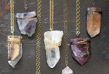 WORK IDEAS / Jewelry design inspiration & Crafting using jewelry supplies