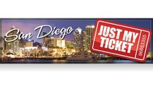 San Diego, California / Check out exclusive deals on entertainment, festivals and more for the beautiful city of San Diego.