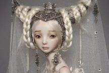 Dolls from Marina Bychkova