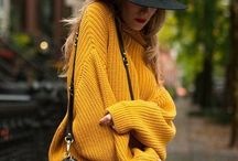 Oversized jumpers / Chunky knits   http://houseofmadison.net/2014/10/17/lets-get-cosy/