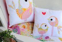 Pillows and cushions ❤️ Poduszki i poduszeczki