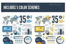 Inspiring Infographics & Designs / We love good information presented beautifully.