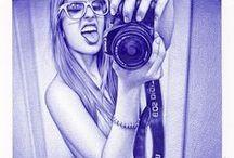Drawings & Illustrations, etc...