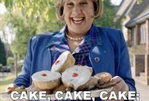 CAKE, CAKE, CAKE; I LOVE THE CAKE!