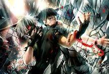 Anime/ Video Game Art