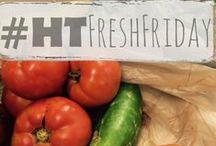 #HTFreshFriday / Vegetable Swap