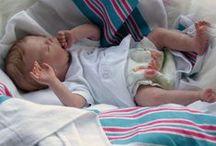 REBORN BABIES AVAILABLE / From kit Kameko - Tasha EDENHOLM - girl From  kit Wee Yawns - Marita Winters - boy