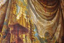 DECORS ANCIENS. / Collectionner le maximum de décors anciens. Le décor de théâtre est un art fugitif !
