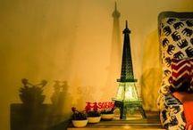 Bonjour París! / Presentamos nuestras torres Eiffel en distintos tamaños y colores!
