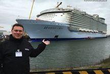 Harmony of the Seas - PREVIEW - 17/02/2016 @STX Shipyard - Saint Nazaire / Esclusiva visita di Crocieristi.it ad Harmony of the Seas in costruzione nei cantieri STX di Saint Nazaire