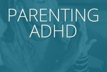 Parenting ADHD /  Effective parenting strategies specific to the challenges of raising a child with ADHD.