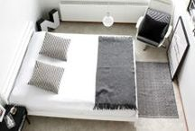 Sleeping / Sleeping room, big beds, swwet dreems, bed decor.