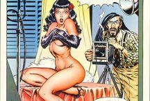 Dave Stevens / Art and comics of Dave Stevens...
