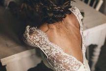 DRESS / wedding dress
