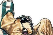 Tanino Liberatore / Art and comics of Tanino Liberatore