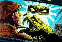 Horror comics / Horror comics for Psycho Teenagers...
