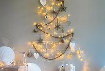 Decoração - Inspirações para o Natal / Sem idéia de como decorar sua casa para o Natal? Reunimos algumas imagens para servir de inspiração na hora de decorar a sua casa.