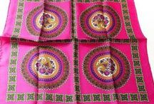 Silk Pocket Squares / Mens silk pocket sqaures.