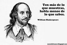 William Shakespeare / by Fanny Mahal