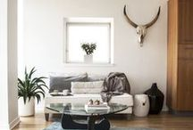 The Silver Lake Collection / Blending rich textures, earthy colors and natural materials, this collection captures the energy of L.A.'s casual, hip next-door neighbor. Together, these pieces bring home a relaxed, bohemian, decidedly modern feel.