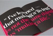 Graphic Design / Design Inspiration