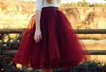 TUL / Faldas de tul personalizadas y a medida, por Tulle Rouge by Arantxa Cañadas. Tulle Skirt.