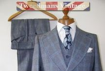 Mens 1970's Fashion / Fashion for men from the 1970's .. suits, clothing and accessories.