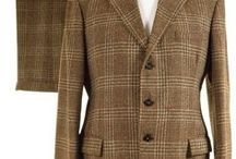 Mens 1940's Fashion / Fashion for men from the 1940's .. suits, clothing and accessories.
