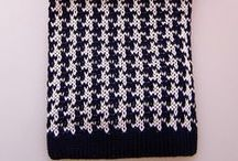 Knitted Silk Ties / Silk knitted ties.