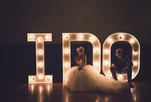 I DO! / Wedding ideas