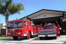 FIRE! / Fire Departments / by STEVE
