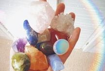 Earth magic / magic healing from the earth