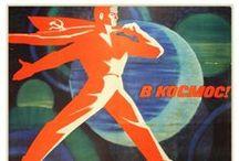 Guerra y Russian/ Soviet, propaganda, etc (war) / various topics / by Jennifer Tarafa Manley